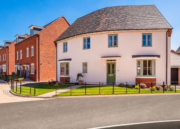 "Thumbnail 4 bed detached house for sale in ""Ashtree"" at Wedgwood Drive, Barlaston, Stoke-On-Trent"