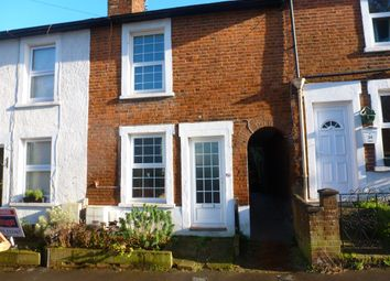 Thumbnail 2 bed terraced house to rent in Quarry Road, Tunbridge Wells