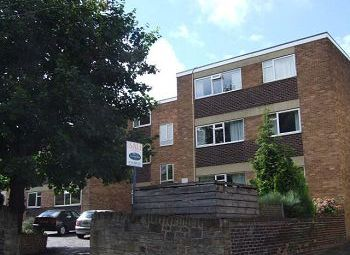 Thumbnail 2 bed flat to rent in Brincliffe Court, Nether Edge, Sheffield