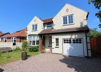 Thumbnail 5 bed detached house for sale in Elms Avenue, Cleveleys