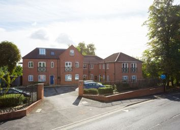 Thumbnail 2 bed flat for sale in Huntington Road, York