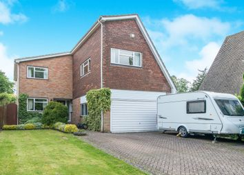 Thumbnail 4 bed detached house for sale in Whitepost Lane, Meopham, Gravesend