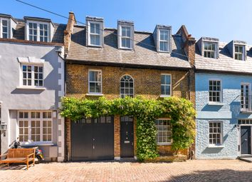 Thumbnail 3 bed terraced house for sale in Ladroke Walk, Notting Hill