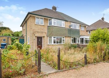 Thumbnail 3 bed semi-detached house for sale in Station Road, Great Bowden, Market Harborough
