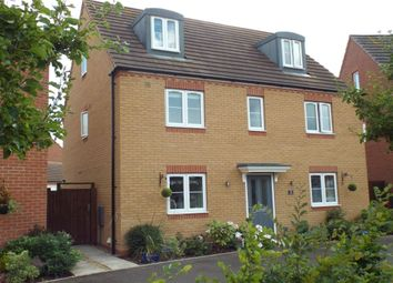 Thumbnail 5 bedroom detached house for sale in Cestrum Crescent, Evesham