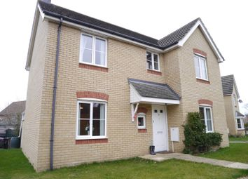 Thumbnail 4 bed detached house for sale in Mallard End, Downham Market