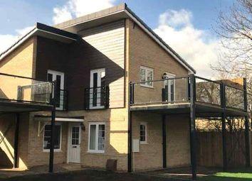 Thumbnail 3 bedroom link-detached house for sale in Main Road, Barleythorpe, Oakham