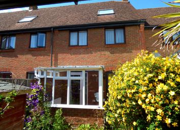 Thumbnail 4 bed terraced house to rent in Bishopsgate Walk, Chichester
