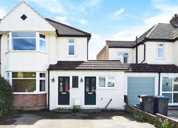 Thumbnail 4 bedroom semi-detached house for sale in Selwood Road, Chessington