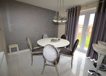 Thumbnail 4 bedroom detached house for sale in Fir Tree Close, Selby