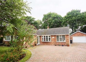 Thumbnail 3 bed detached bungalow for sale in Oak Close, Woodhall Spa