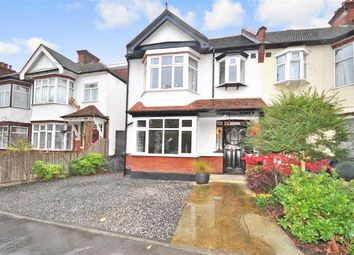 Thumbnail 4 bed end terrace house for sale in Ashburton Avenue, Addiscombe, Croydon, Surrey