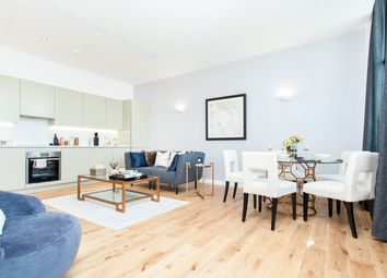 Thumbnail 1 bed flat for sale in Western Avenue, Perivale, London