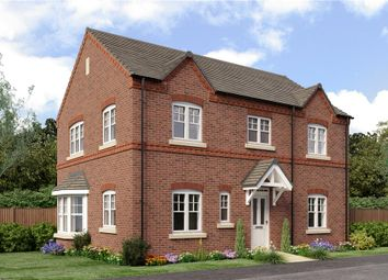 "Thumbnail 4 bed detached house for sale in ""Stevenson"" at Radbourne Lane, Derby"