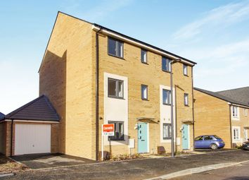 Thumbnail 4 bed semi-detached house for sale in Snowdrop Drive, Lyde Green, Bristol