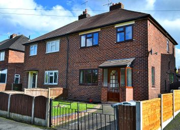 Thumbnail 3 bed semi-detached house for sale in Gibson Crescent, Sandbach