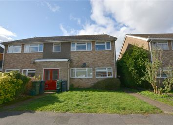 Thumbnail 2 bed flat for sale in Badger Close, Guildford, Surrey