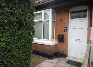 1 bed flat to rent in Watt Road, Erdington, Birmingham B23
