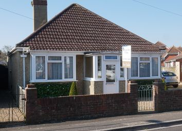 Thumbnail 3 bed detached bungalow for sale in Wootton Road, Lee-On-The-Solent
