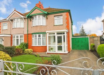 Thumbnail 3 bed semi-detached house for sale in Grange Road, Rhyl