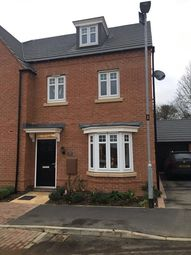 Thumbnail 3 bed semi-detached house for sale in Longbreach Road, Kibworth Harcourt