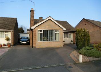 Thumbnail 2 bed detached bungalow for sale in Neville Drive, Coalville, Leicesteshire