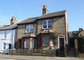 Thumbnail 1 bed flat to rent in Buckhurst Avenue, Sevenoaks