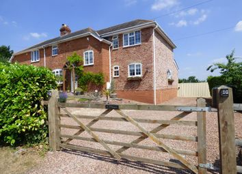 Thumbnail 5 bed semi-detached house for sale in 4 Whiteacres, Upton Road, Clevelode, Worcestershire