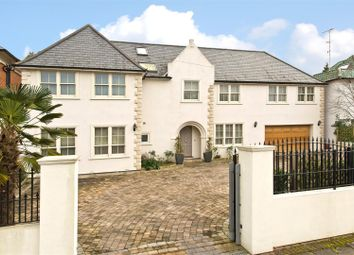 Thumbnail 5 bed detached house for sale in Roedean Crescent, London