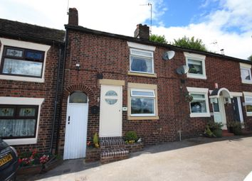 Thumbnail 2 bed town house for sale in Hougher Wall Road, Audley, Stoke-On-Trent