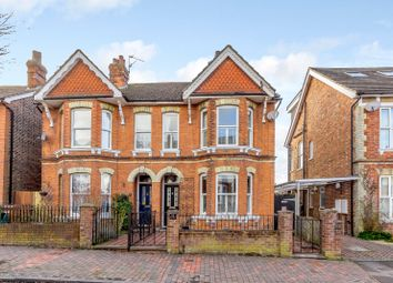 Thumbnail 5 bed semi-detached house for sale in Manor Road, Tunbridge Wells