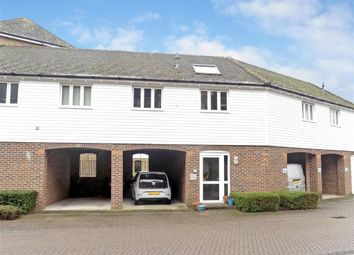 Thumbnail 2 bed flat for sale in Medway Court, Aylesford, Kent