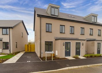 Thumbnail 3 bedroom end terrace house for sale in Afflington Road, Plymouth
