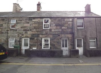 Thumbnail 2 bed terraced house for sale in High Street, Penygroes, Caernarfon, Gwynedd