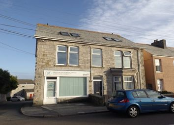 Thumbnail 1 bed flat to rent in Tregonissey Road, St. Austell