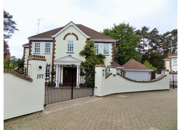 Thumbnail 5 bed detached house for sale in Upper Chobham Road, Camberley