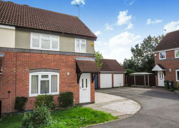 Thumbnail 3 bed semi-detached house for sale in Hornbeam Close, Narborough, Leicester