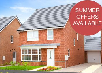 """Thumbnail 4 bed detached house for sale in """"Chesham"""" at Weddington Road, Nuneaton"""