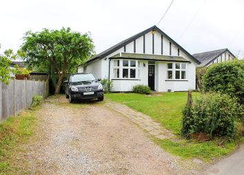 Thumbnail 3 bed bungalow for sale in Squirrel Lane, High Wycombe