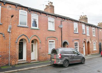 Thumbnail 3 bed terraced house for sale in Farrar Street, York