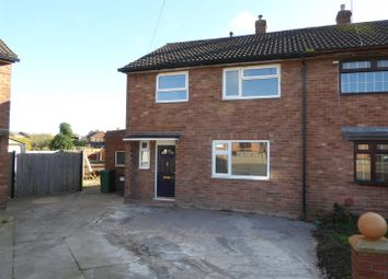 Thumbnail 3 bedroom semi-detached house for sale in Weyman Road, Wellington, Telford