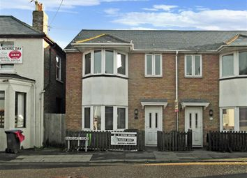 Thumbnail 3 bed end terrace house for sale in Ramsgate Road, Margate, Kent