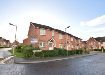 Thumbnail 3 bed semi-detached house to rent in Mallard Road, Saxmundham