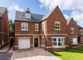 Thumbnail 5 bed detached house for sale in Carriage Close, Nottingham