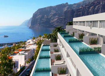 Thumbnail Town house for sale in Los Gigantes, Tenerife, Spain