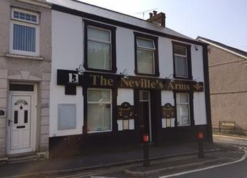 Thumbnail Pub/bar for sale in The Nevilles Arms, 21 Maescanner Road, Llanelli