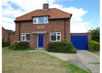 Thumbnail 3 bed detached house for sale in School Road, Ludham