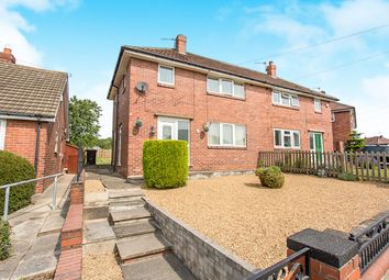Thumbnail 3 bedroom semi-detached house for sale in Brigshaw Drive, Allerton Bywater, Castleford