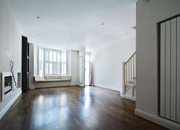 Thumbnail 3 bed terraced house to rent in Burnthwaite Road, London