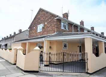 Thumbnail 2 bed terraced house for sale in Buxted Road, Liverpool